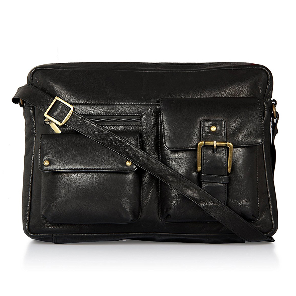 Leather Laptop Bag Lzm121 Rs 10150 Add To Cart